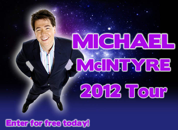 See Michael McIntyre freebie